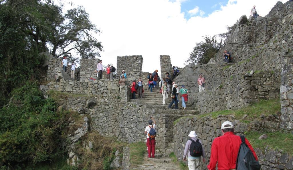 インカ・トレイル・トレッキングとマチュピチュ、クスコ、ナスカの地上絵