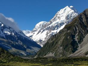 ニュージーランド ミルフォード&ルートバーン・トラックとマウントクック14日間