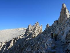 米国本土最高峰Mt.ホイットニー登頂10日間