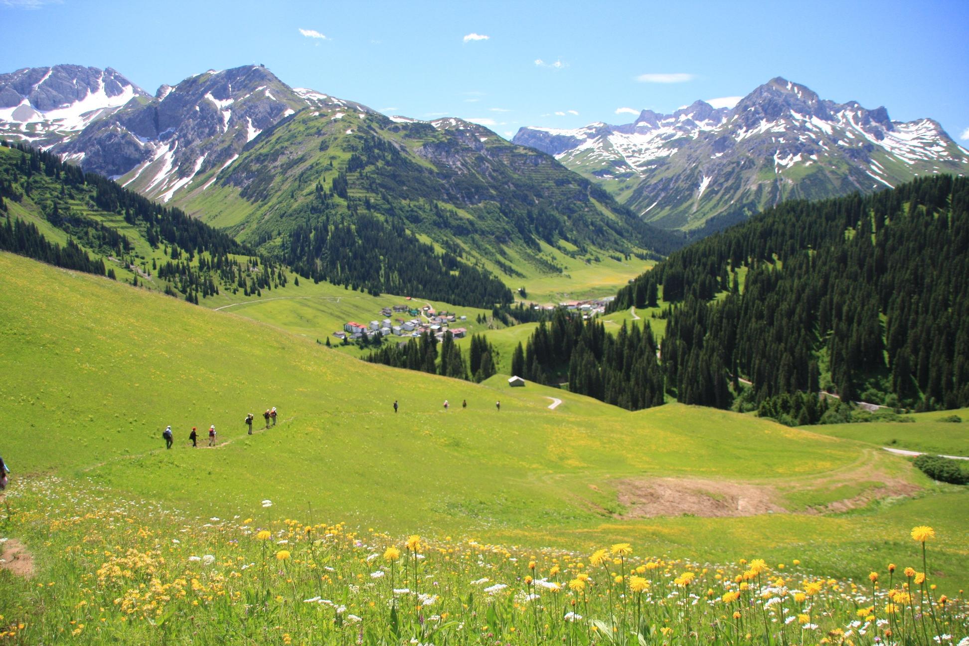 〜現地からの便り〜 オーストリア(チロル、ダハシュタイン&シュラードミング、グロースグロックナー)