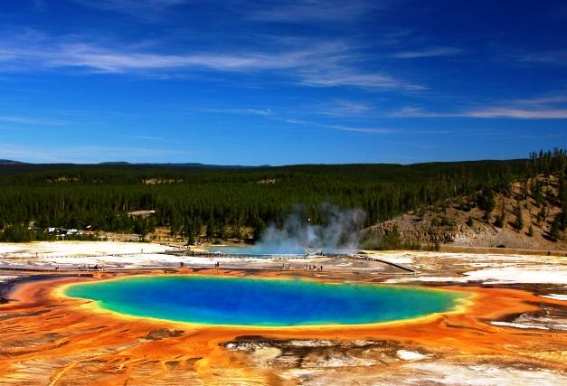 〜現地ツアーリーダーからの便り〜 アメリカの個性豊かな国立公園の魅力