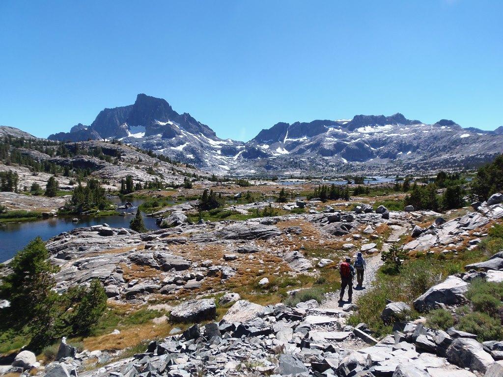 7月22日出発 「ジョン・ミューア・トレイル・トレッキングと世界遺産ヨセミテ国立公園 8日間」