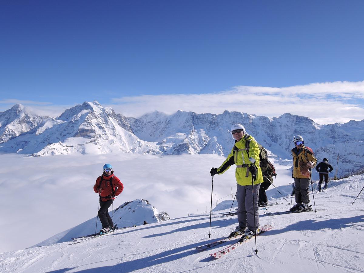 アルパインツアーで行く!ヨーロッパ・アルプス・スキー(グリンデルワルト編)