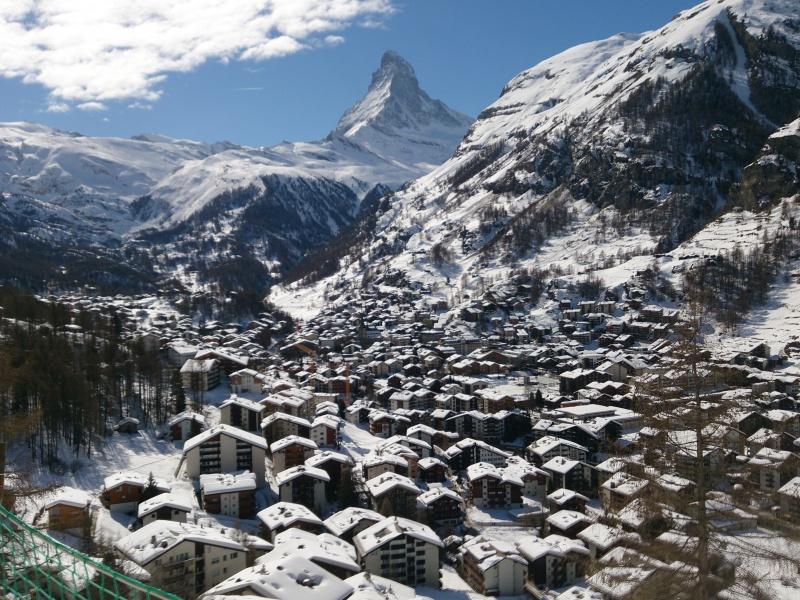 アルパインツアーで行く!ヨーロッパ・アルプス・スキー(ツェルマット編)