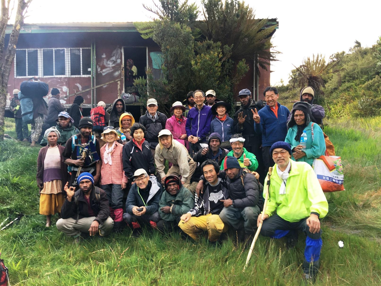4月12日出発「パプアニューギニア最高峰ウィルヘルム山登頂とゴロカの休日 8日間」