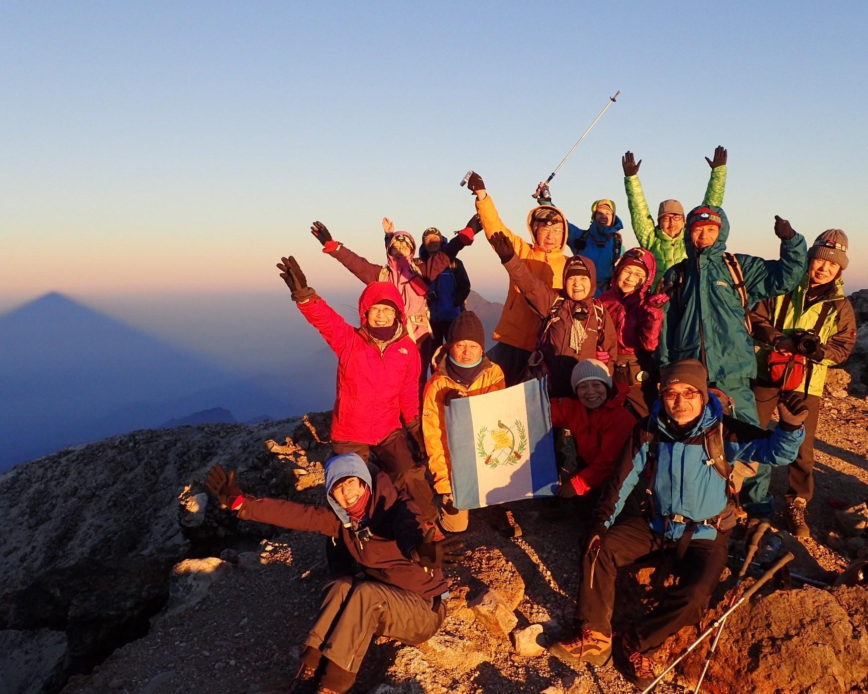 3月17日出発「中米最高峰タフムルコ(4,220m)登頂、密林に眠る ティカル遺跡満喫とカリブ海 11日間」