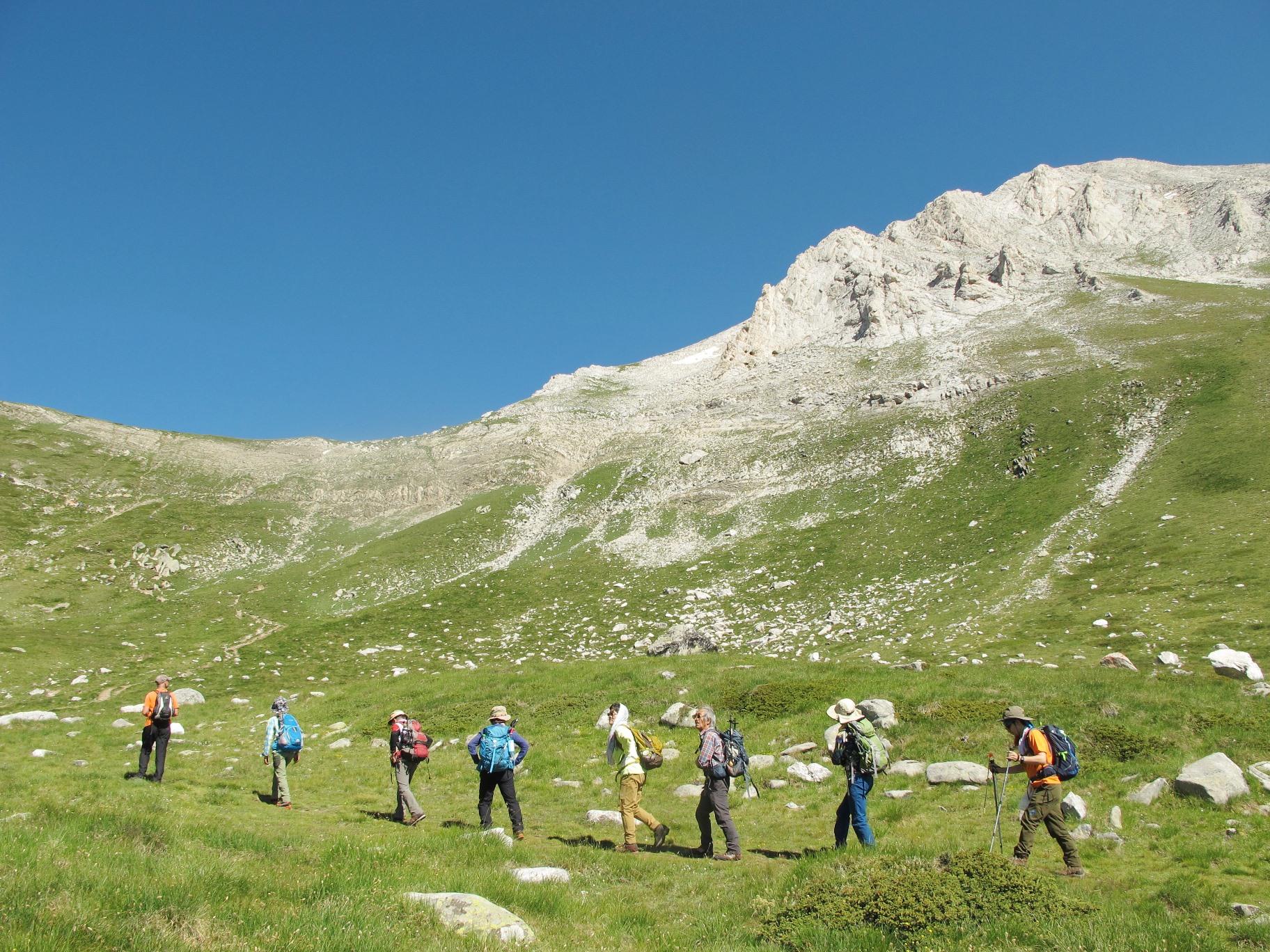 7月7日出発「ブルガリアの名峰3座登頂と世界遺産リラの僧院 9日間」