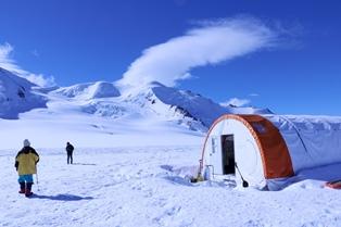 7月28日出発 「カナダ最高峰ローガン&クルアニ・大氷河地帯キャンプ滞在 12日間」
