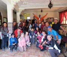 9月11日出発「北アフリカ最高峰・ツブカル山登頂と幻想のサハラ砂漠オアシスで過ごす一夜 12日間」