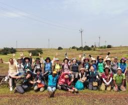 10月1日出発「インドの世界遺産・西ガーツ山脈フラワーハイキングとエローラとアジャンター2つの石窟群 8日間」