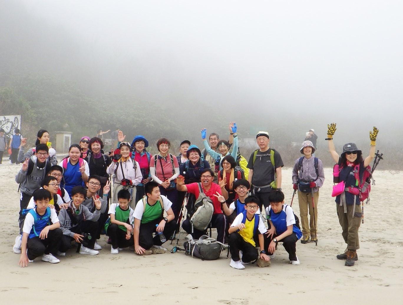 3月1日出発「香港の名峰3座登頂 5日間」