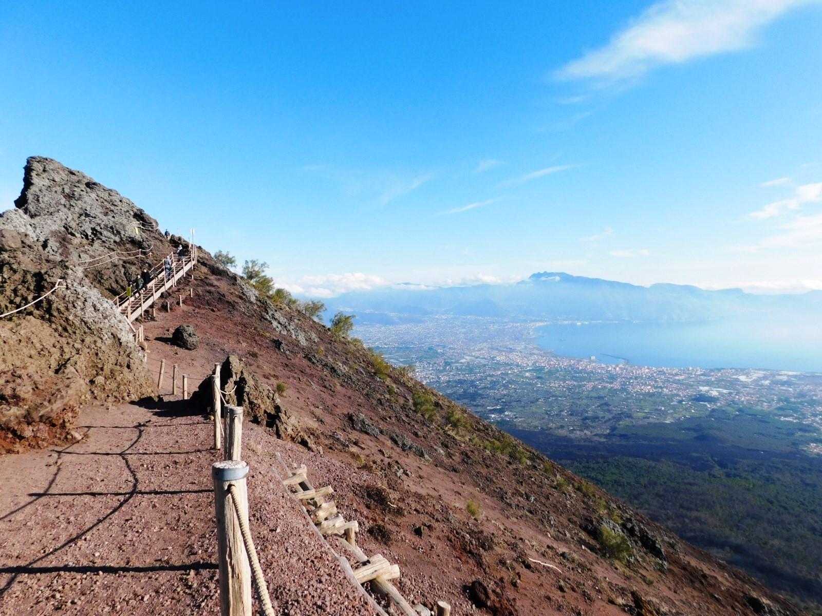 ヴェスヴィオ火山