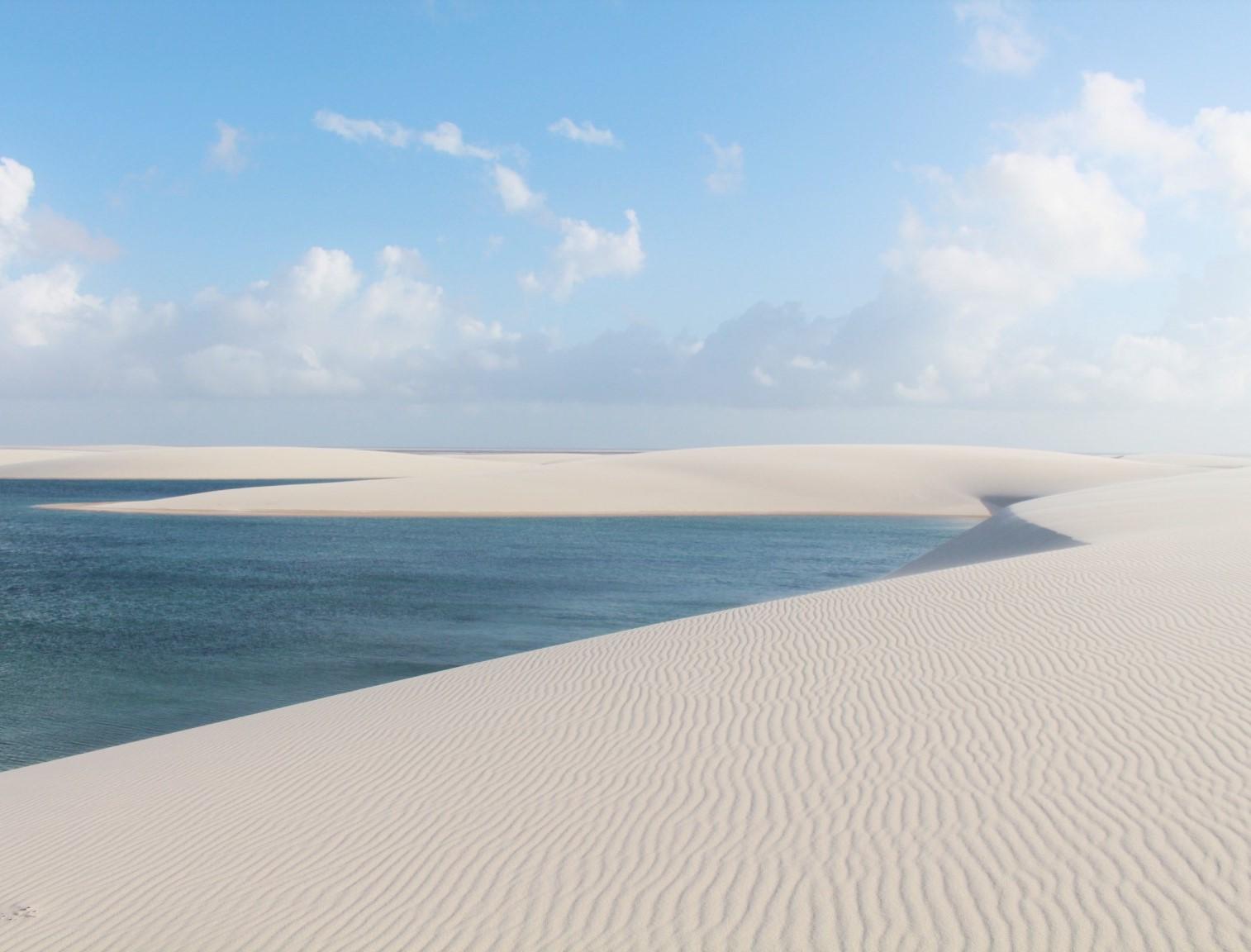 7月9日出発 「ブラジルの絶景 レンソイス白砂漠トレッキングとイグアスの滝 12日間」