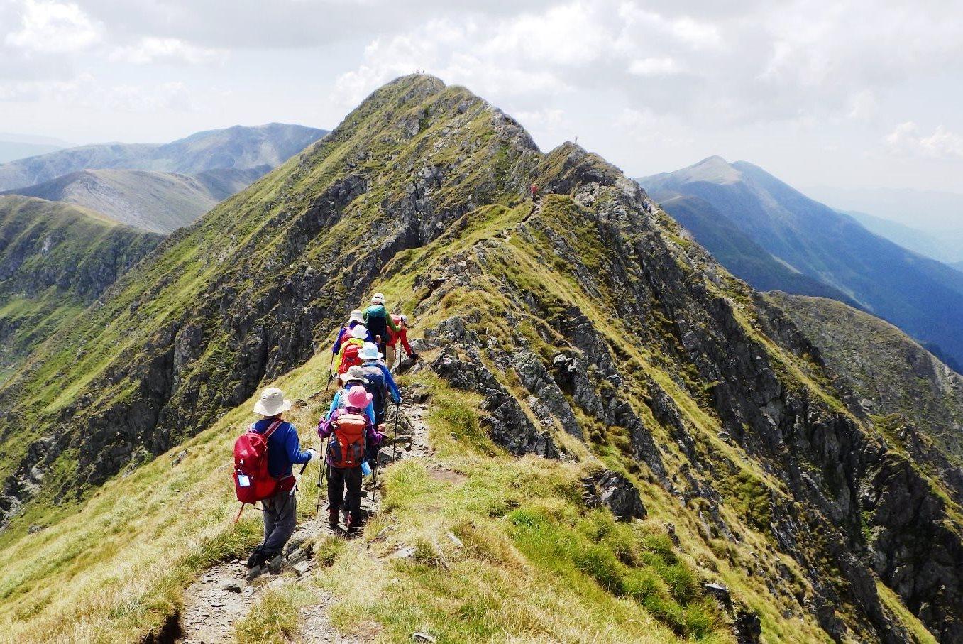 7月31日出発 「ルーマニア最高峰モルドビアヌ山登頂と トランシルヴァニアの旅 10日間」
