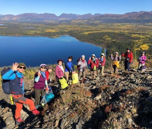 9月13日出発「秋のユーコン、世界遺産クルアニ国立公園とオーロラの旅 8日間」