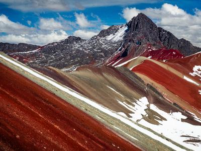 6月12日出発 「ペルー・アンデスの聖なる山アウサンガテ撮影紀行 11日間」