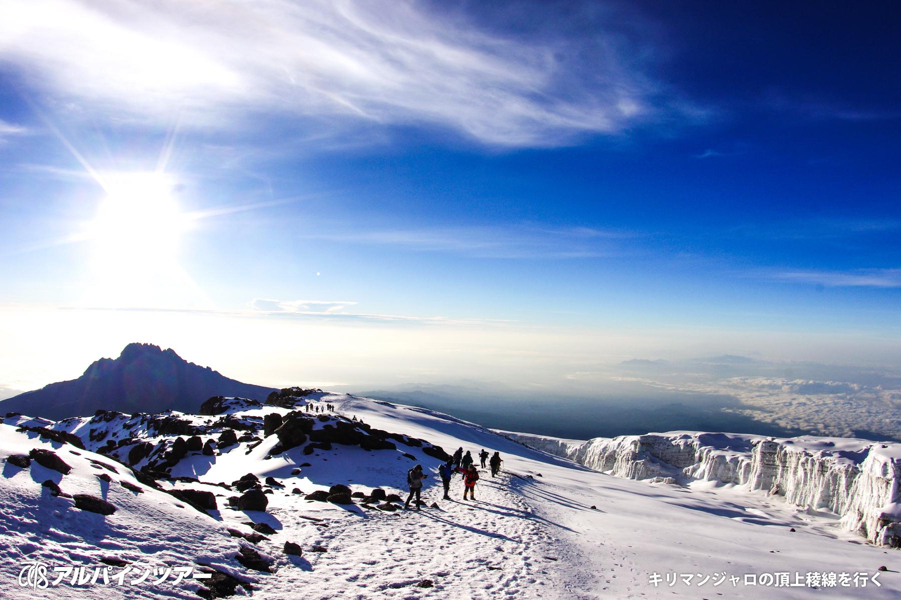 【エリア紹介】 アフリカ大陸最高峰・キリマンジャロ(タンザニア)