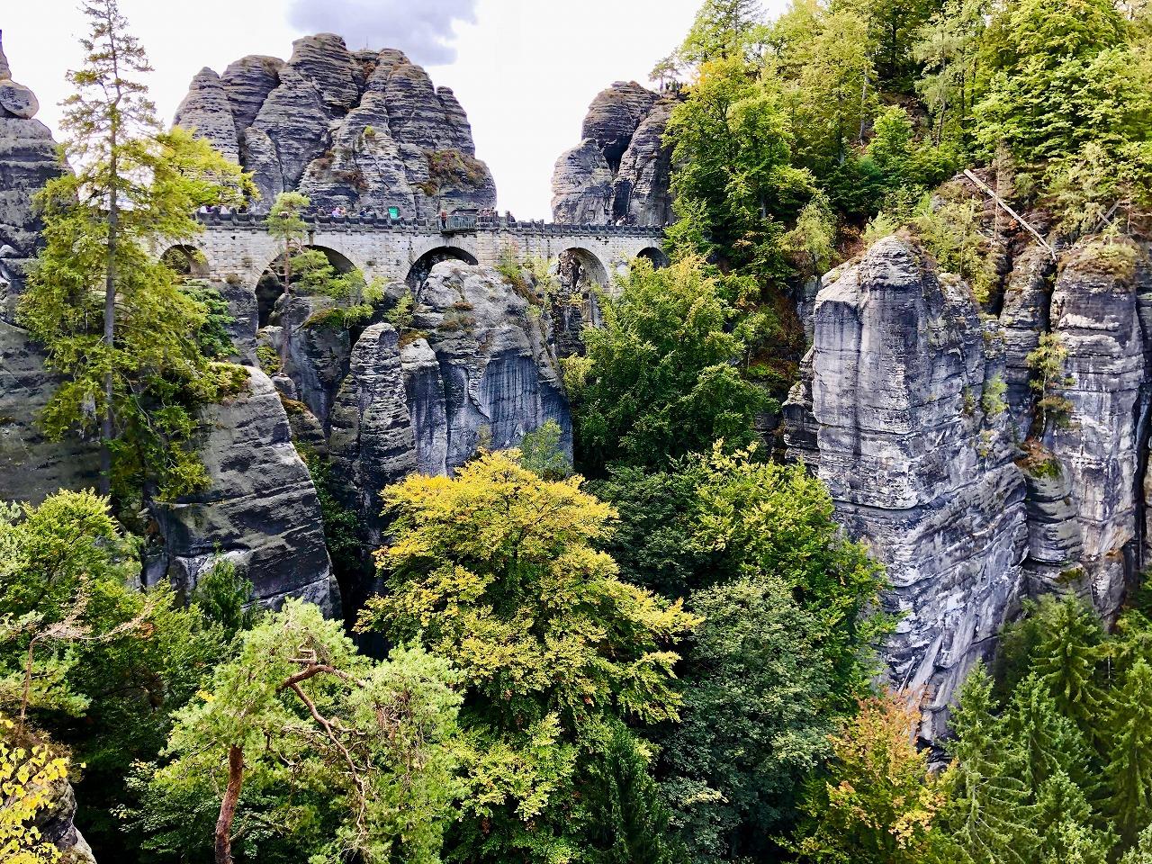 ザクセンスイス国立公園