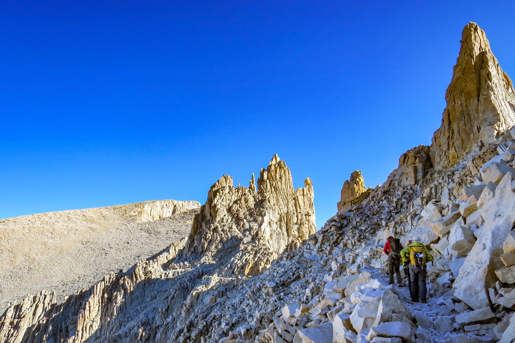 【エリア紹介】 アメリカ本土最高峰Mt.ホイットニー