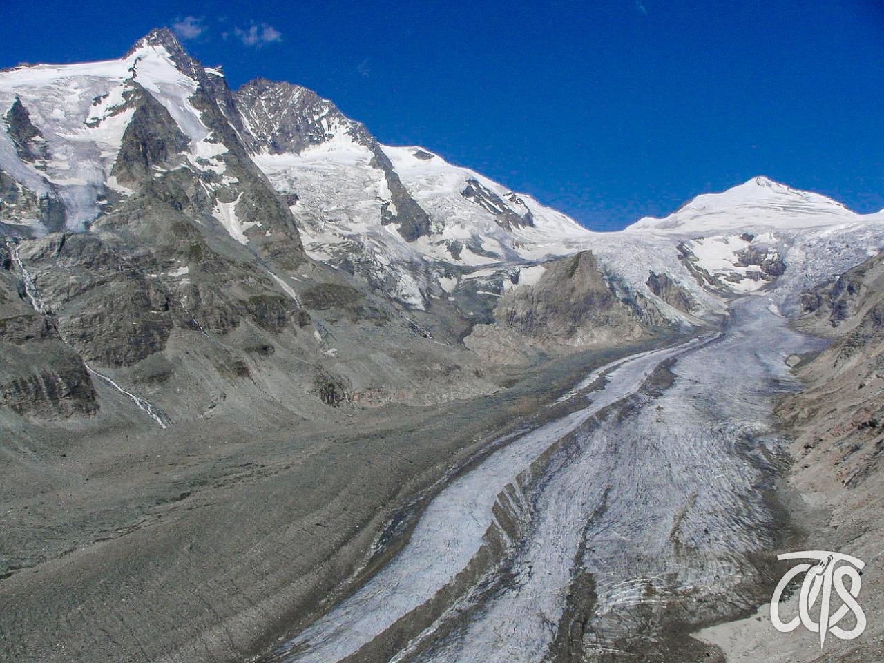 オーストリア最高峰グロースグロックナー