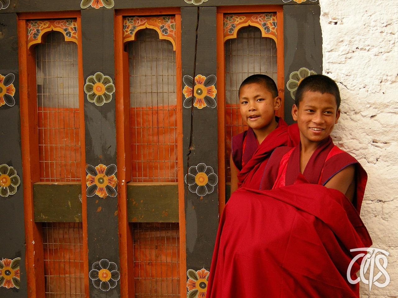 世界で唯一チベット仏教を国教とする国
