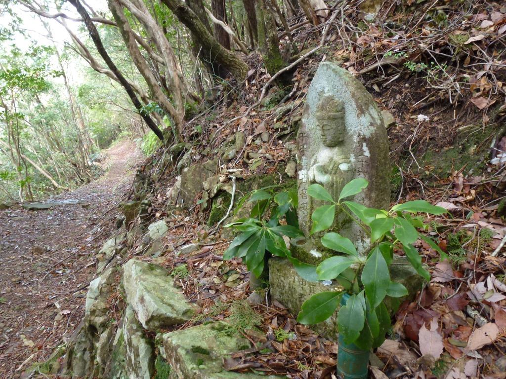 熊野古道・小辺路70km全踏破 5日間