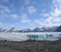 地球の果て、北極圏のスピッツベルゲン島と東グリーンランドで大自然を満喫