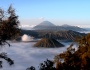【新企画】ジャワ島最高峰スメル山登頂と絶景ブロモ山展望、ボロブドゥール遺跡