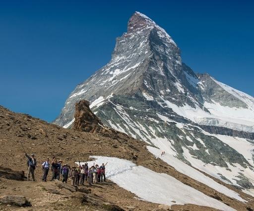 【催行予定・残席僅か】 7月10日出発 スイス・アルプス・パノラマ・ハイキングと憧れのヘルンリ小屋と3,400m峰登頂 9日間
