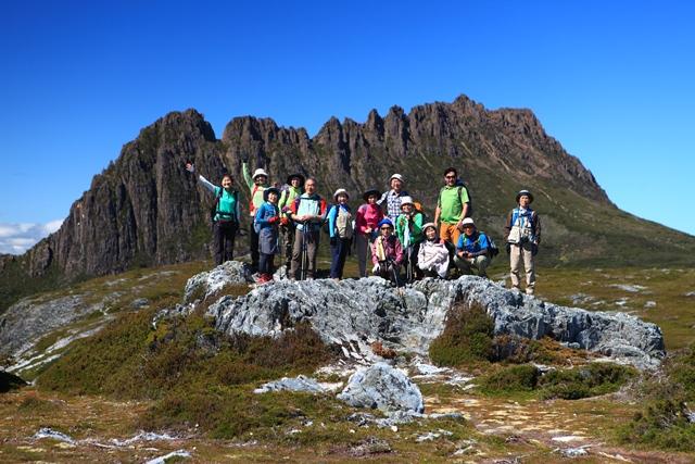 【催行間近・大募集中】 12月14日出発 タスマニア島・3つの国立公園 満喫ハイキング 9日間