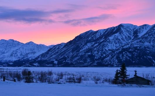 【催行間近・大募集中】2月6日出発 カナダ極北のユーコン オーロラ・スペシャル(スタンダードルーム) 8日間