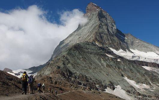 【モンベル×アルパインツアー コラボ特別企画】 憧れのスイス・マッターホルン展望ハイキング 7日間