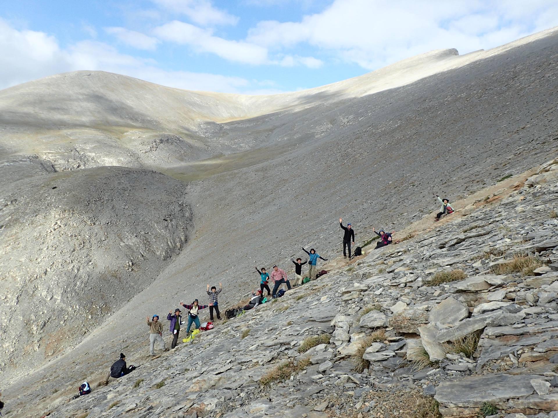 【催行決定・残席僅か】8月19日出発 ギリシャ最高峰オリンポス山登頂と世界遺産メテオラ、エーゲ海クルーズ 10日間