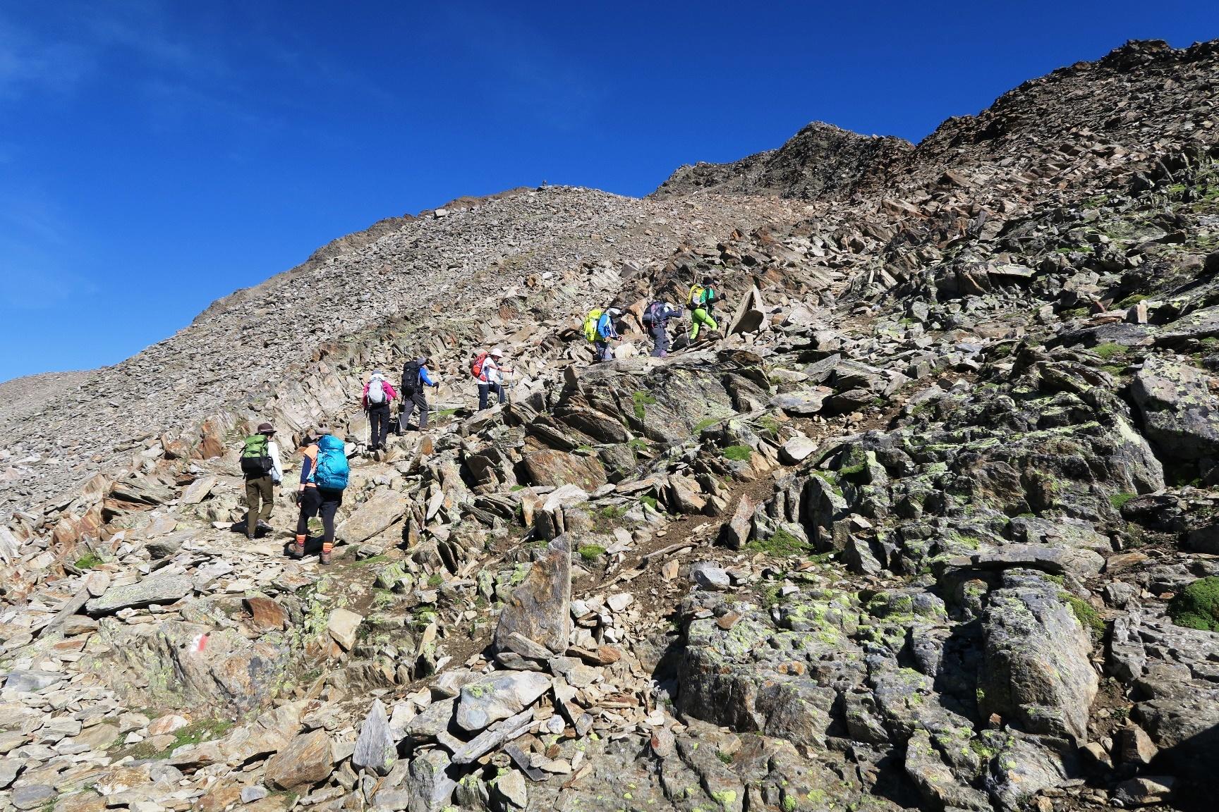 【催行決定・残席僅か】8月2日出発 チロル、ドロミテ満喫ハイキングと名峰2座登頂 11日間