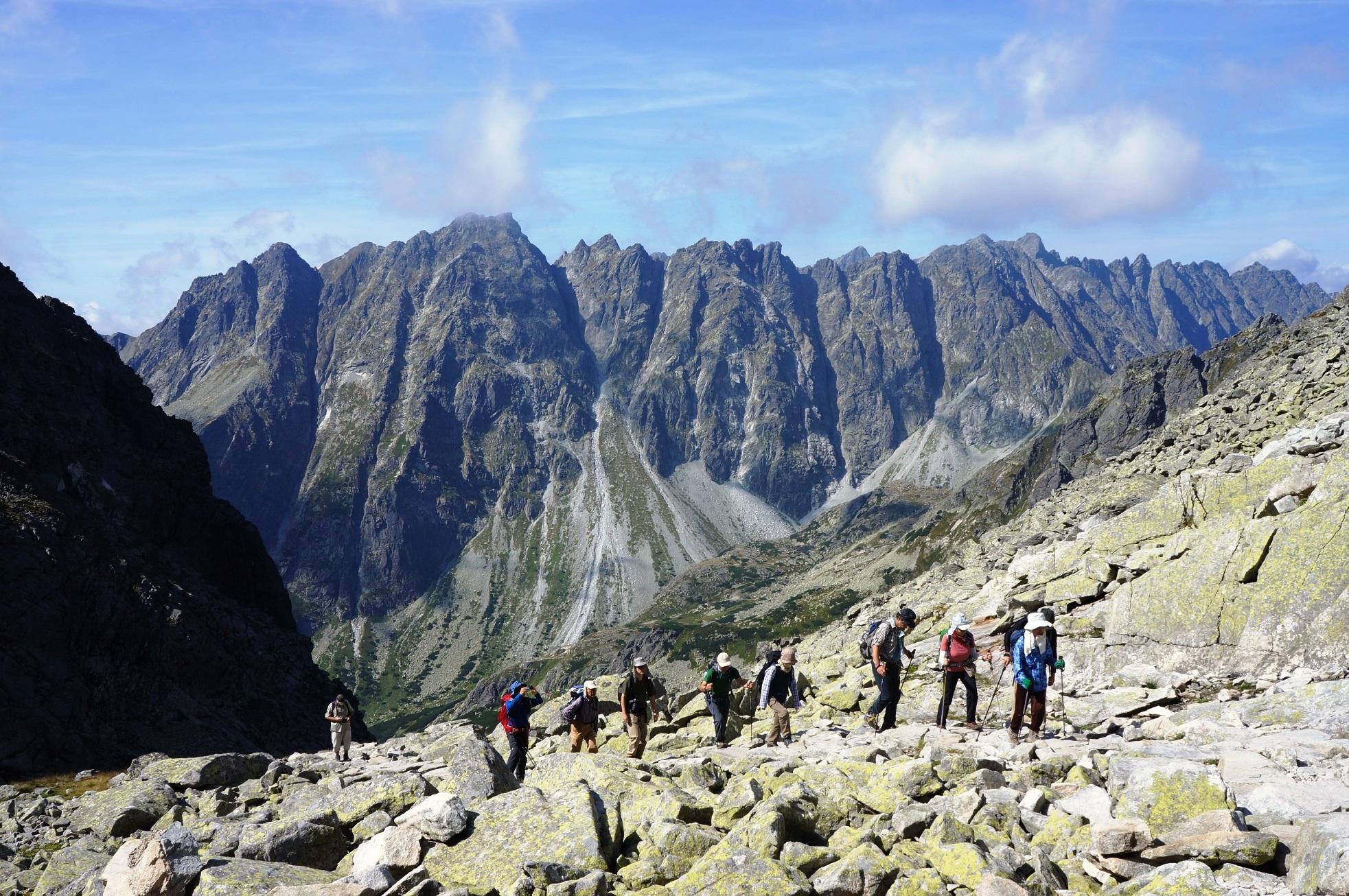 ポーランド最高峰リシィ山登頂と世界遺産の古都クラクフ 8日間