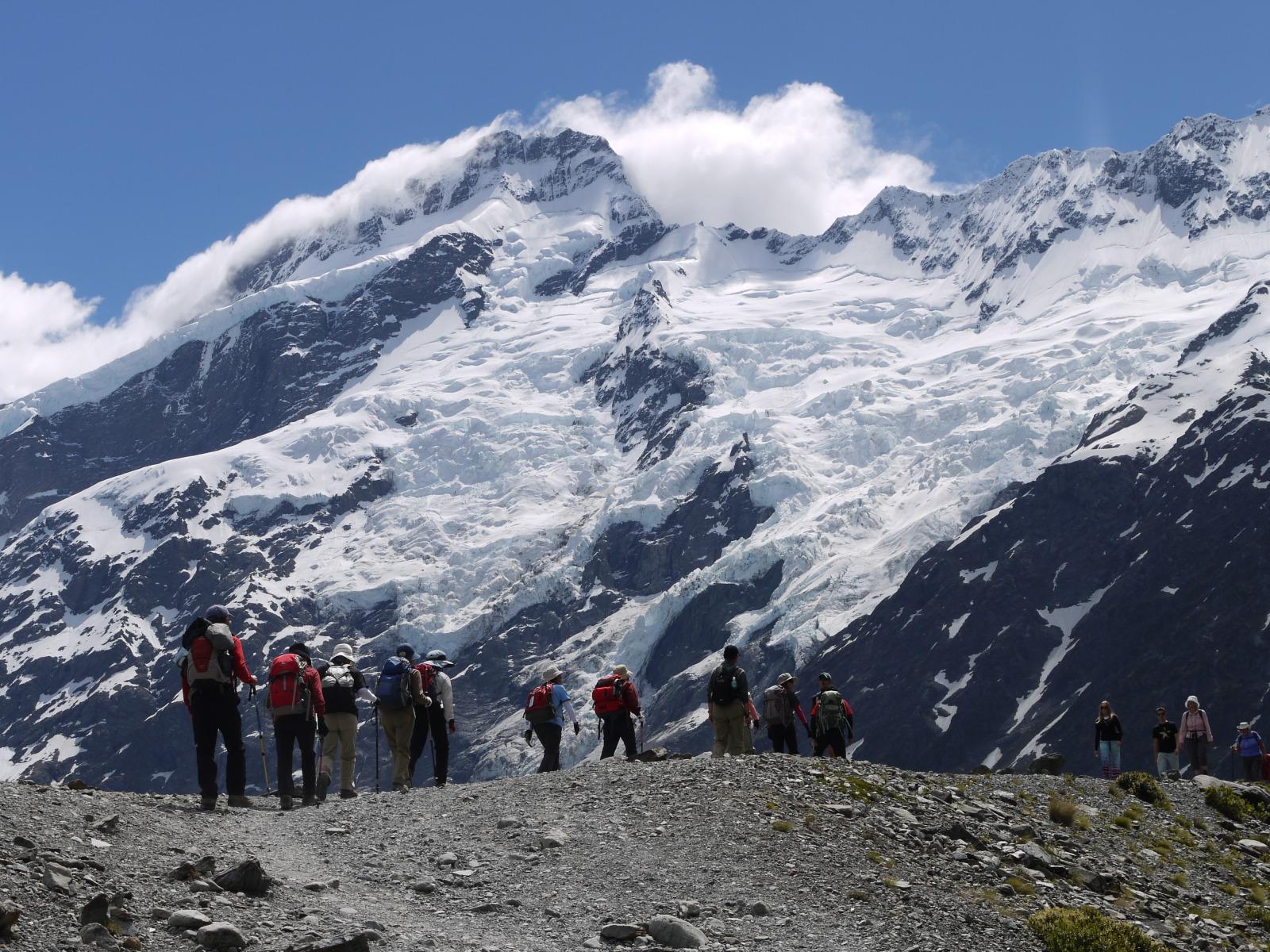 絶景サザンアルプス満喫ハイキング 9日間
