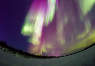 【追加設定・残席僅か】3月3日出発 中垣哲也さんと行く極北のカナダ  北極圏イヌビック滞在とオーロラの旅 8日間