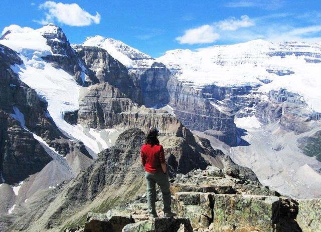 【催行決定・残席僅か】8月2日出発 カナディアン・ロッキー3座登頂とロッキー縦断ハイキング 8日間
