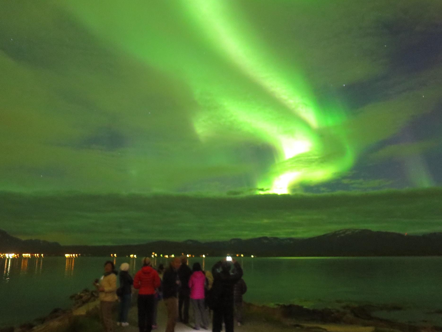 北欧3カ国周遊ハイキング オーロラ3都物語 9日間