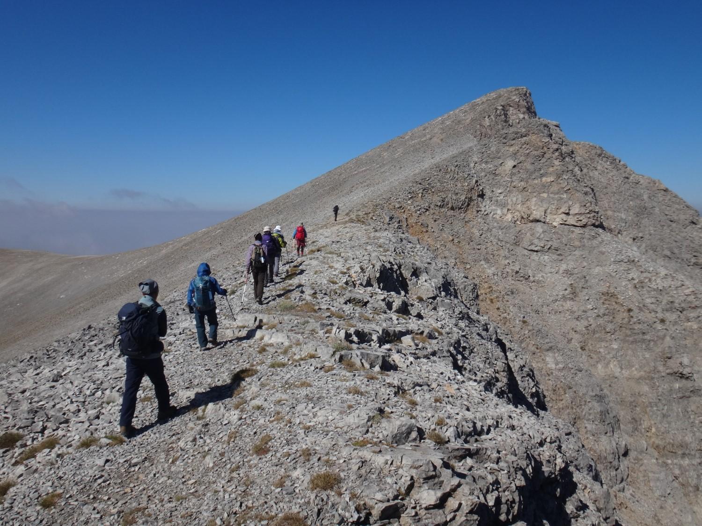 ギリシャ最高峰オリンポス山登頂と世界遺産メテオラ、エーゲ海クルーズ 10日間