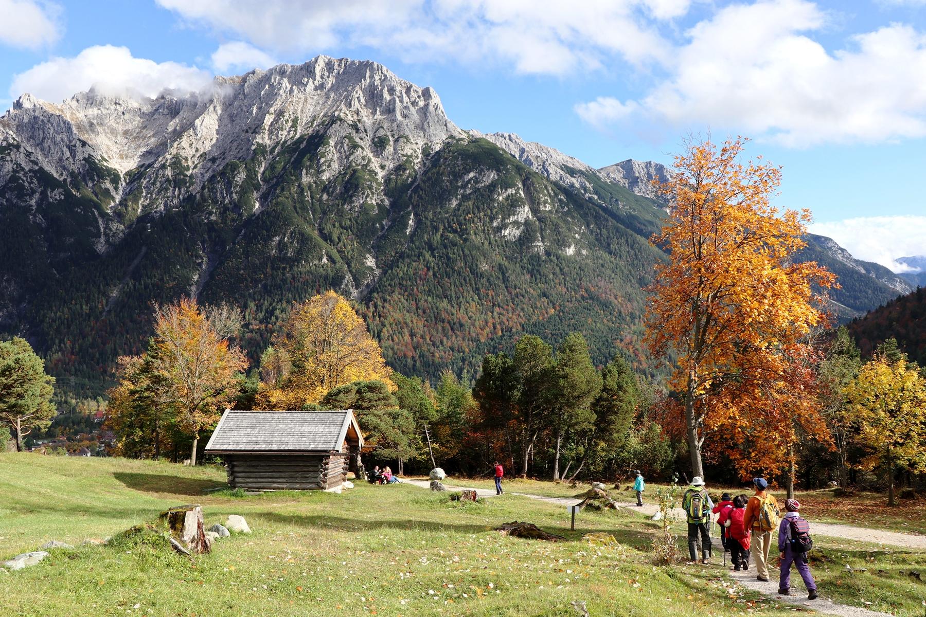 【催行決定・残席僅か】9月26日出発 ドイツ・バイエルン・アルプス・ハイキングと歩いて楽しむロマンチック街道 8日間