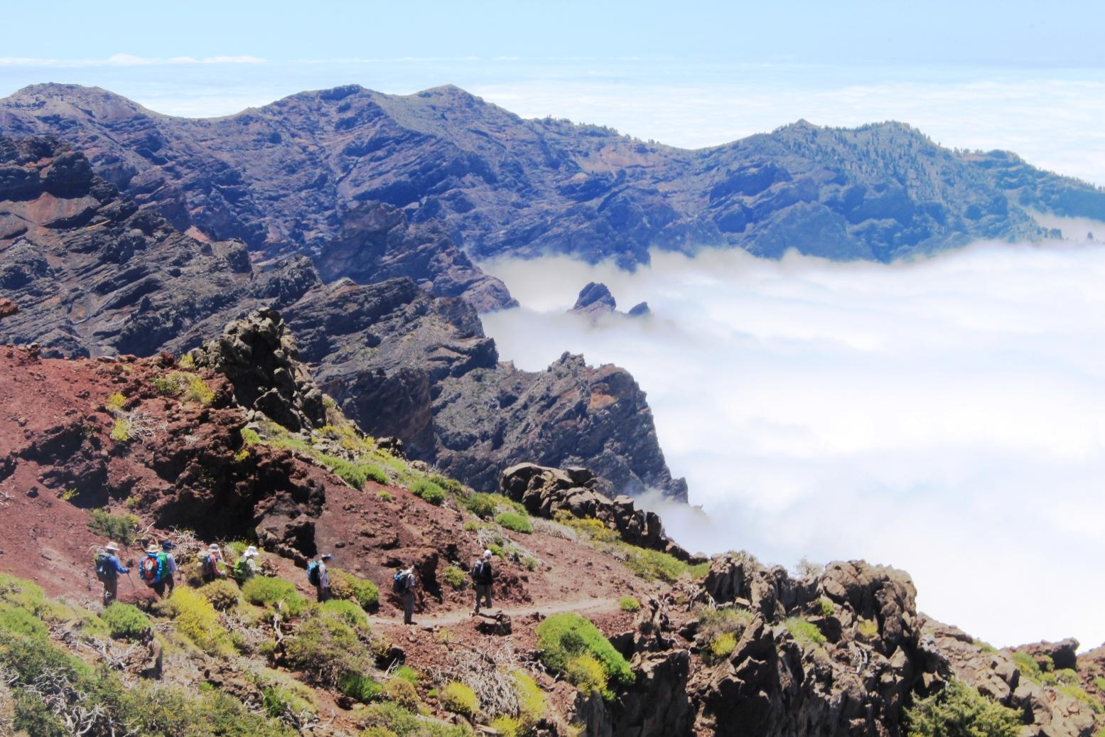 【創業50周年記念特別企画 】ハイキングでめぐる魅惑のカナリア諸島4島クルーズとマデイラ諸島、モロッコ 12日間