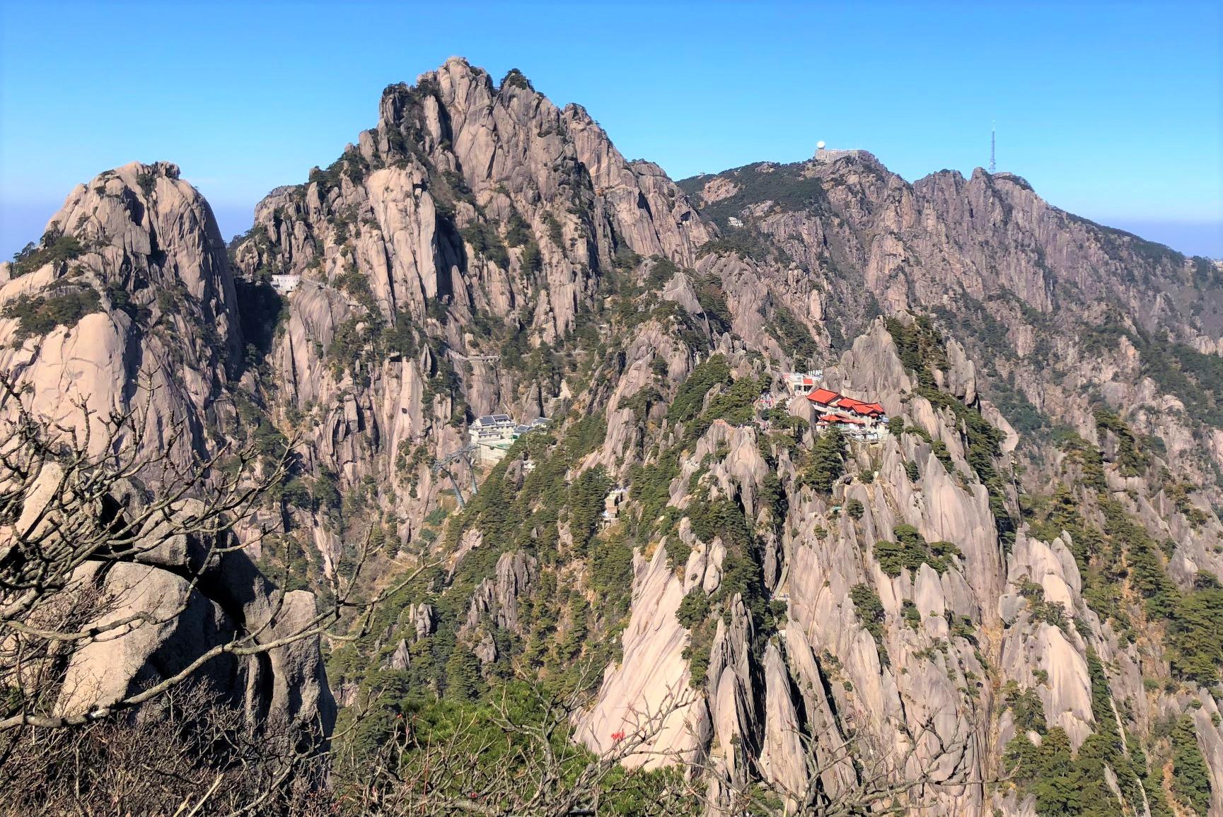 天下の絶景・黄山ハイキングと杭州 5日間