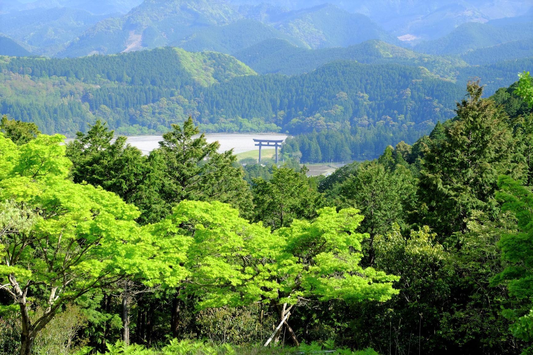 【新発表】2021年3月~5月出発 世界遺産の古道を歩く 熊野古道 小辺路70km 5日間