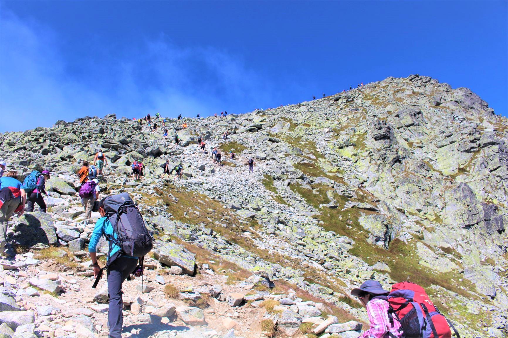【催行間近・大募集中】8月18日出発 ポーランド最高峰リシィ山登頂と世界遺産ワルシャワ、クラクフ 9日間