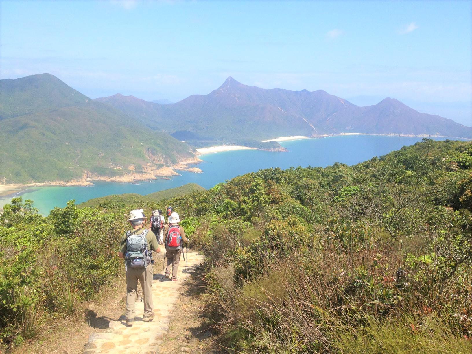 【創業50周年記念特別企画 Bコース】5月11日、5月17日出発 香港ベスト・ハイキング 3日間