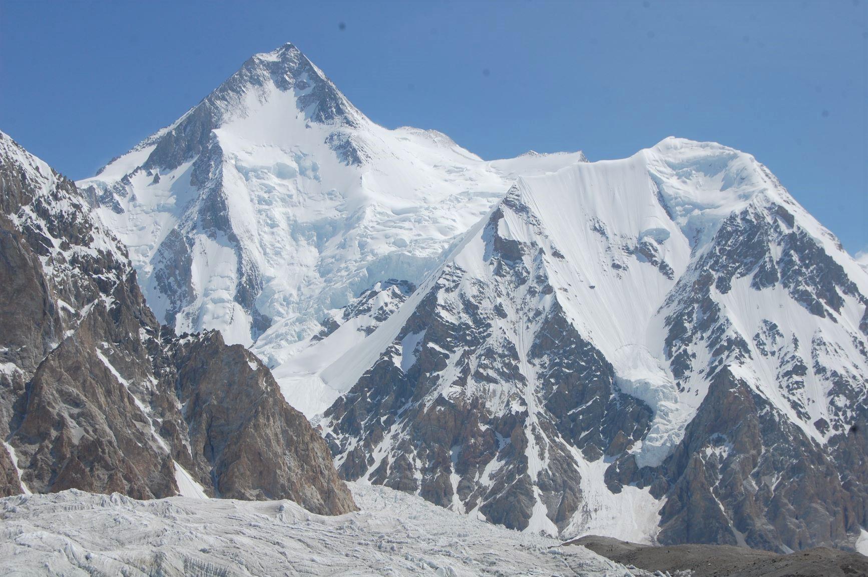 K2・バルトロ氷河とガッシャーブルムベースキャンプ・トレッキング 29日間