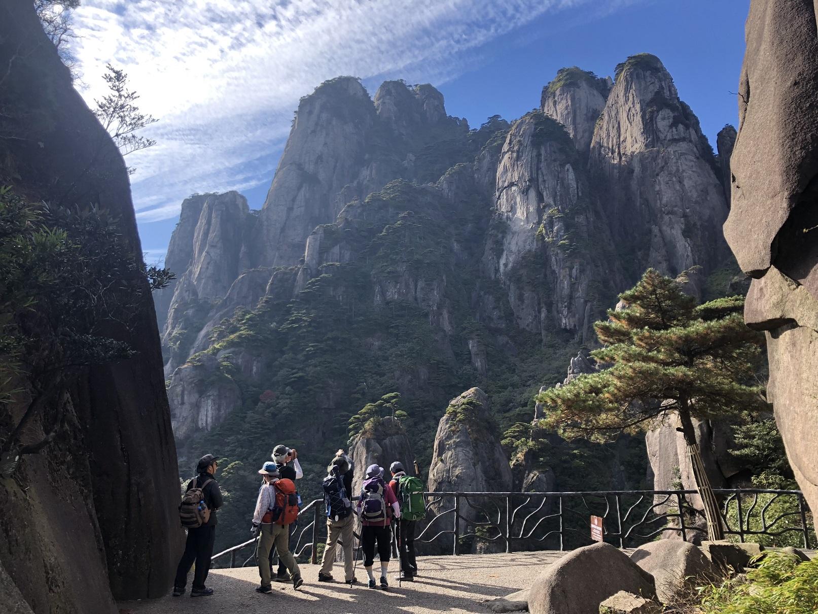 【ゴールデンウィーク特別企画】天下の絶景・黄山ハイキングと上海観光 6日間