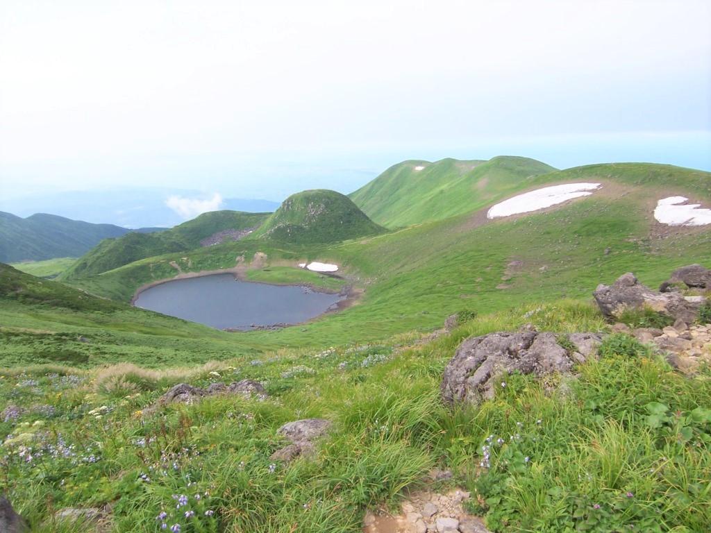 【名古屋港フェリー発着】日本百名山3座(蔵王山、鳥海山、月山)登頂と出羽三山 7日間
