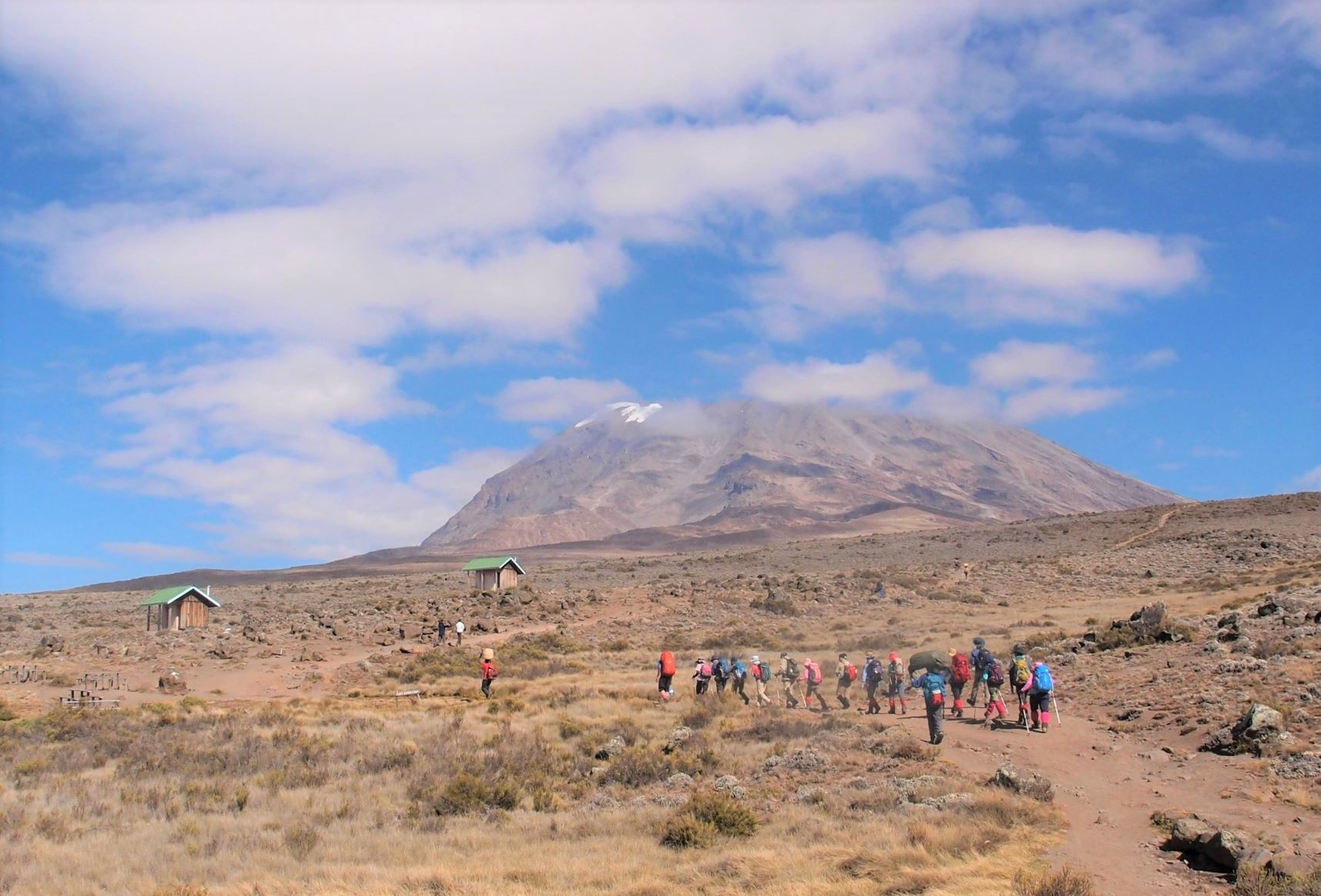 【山麓乗り入れ】キリマンジャロゆったり登頂とアルーシャ国立公園サファリ 10日間